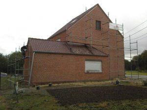 Renovatie oude boerderij